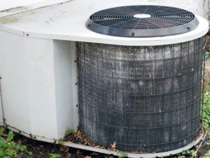 Outdated Airconditioning Unit