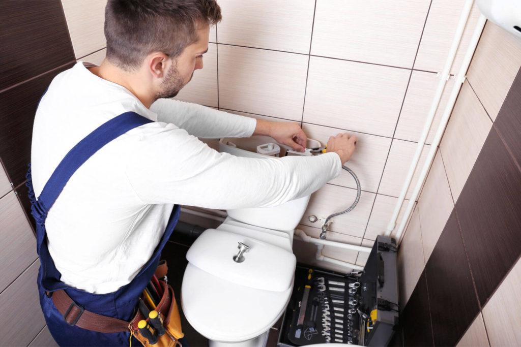 Toilet repair services
