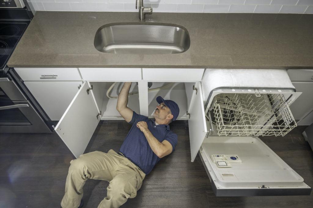 dishwasher installer