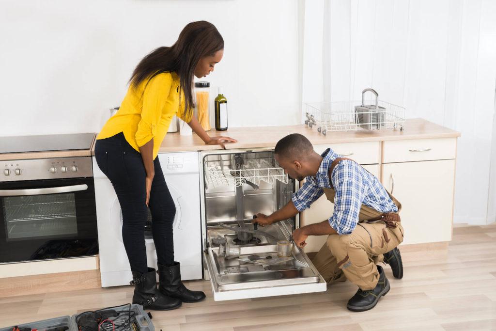 diagnose dishwasher issues