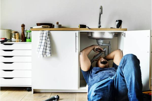 residential kitchen plumbing services in Tennessee